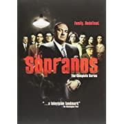 """Today Only: 66% Off """"The Sopranos: The Complete Series $86.99"""