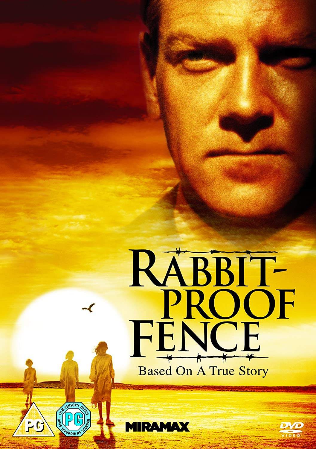 a comparison between two movies based on true stories skin by anthony fabian and rabbit proof fence
