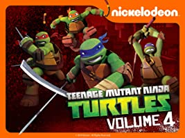 Teenage Mutant Ninja Turtles Volume 4