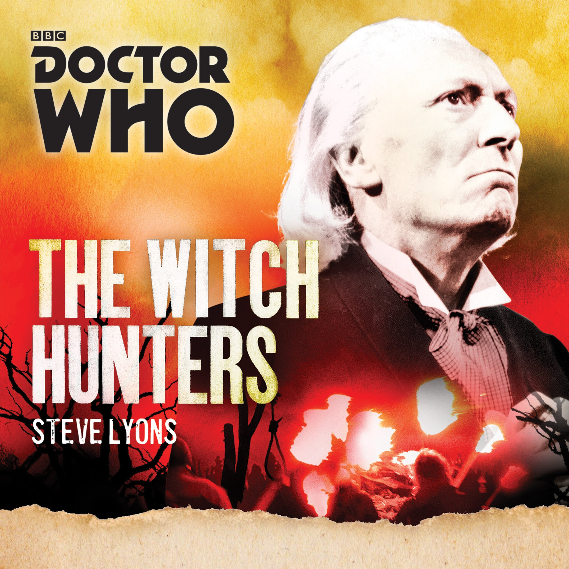 Past Doctor Adventures [09] The Witch Hunters - Steve Lyons
