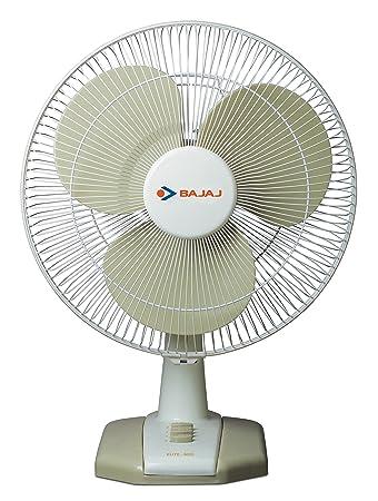 Bajaj Elite-Neo 400mm Table Fan (Beige)