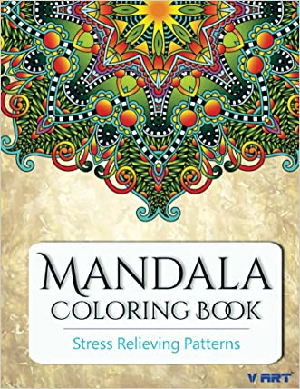Mandala Coloring Book (Coloring Books For Adults 20)
