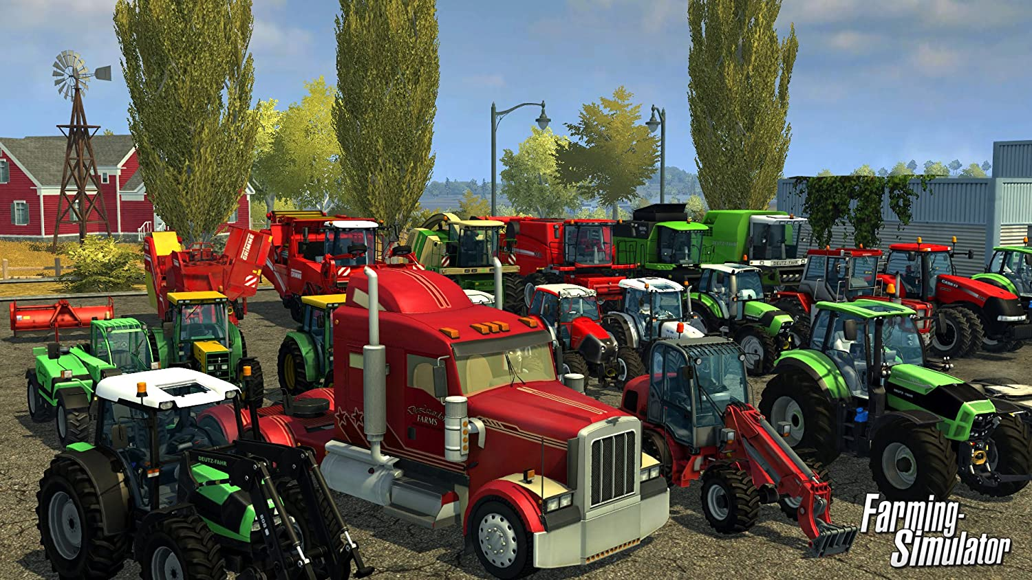 Farm Farming Simulator Farming Simulator 2013 Xbox