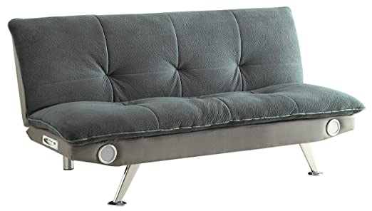 Sofa Bed in Gray