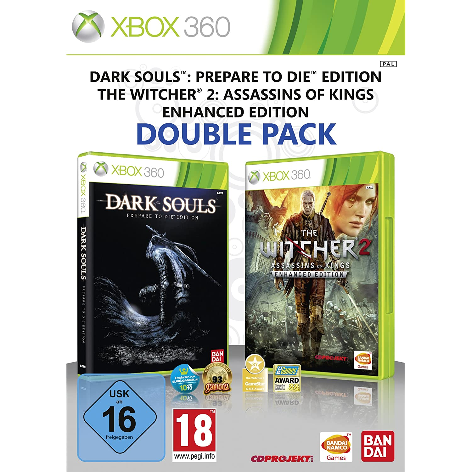 The Witcher 2 Double Pack