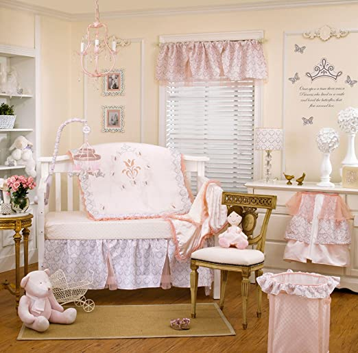 Petit Tresor Fairytale Princess Crib Bedding