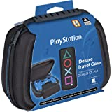 Sony PlayStation 4 Controller Case – Protective Deluxe Travel Case – Black Ballistic Nylon Exterior – Official Sony Licensed Product