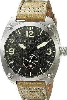 Stuhrling Mens Quartz Watch
