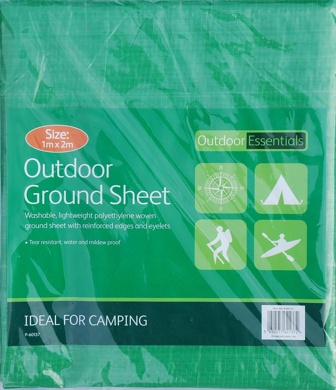 Outdoor Essentials Boden 1 m x 2 m, Camping, Zelte, Markisen wasserdicht günstig
