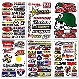 Motocross Motorcycles Dirt bike Supercross Lot 6 Vinyl Decals Stickers D6011
