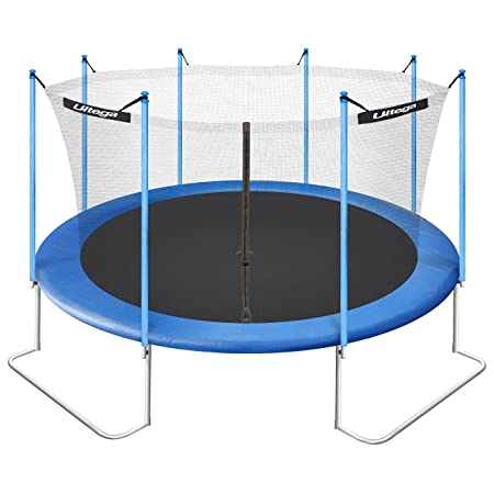 Ultega Jumper Trampolines provided with Safety Net
