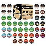 K-Cup Bold Variety Sampler, Keurig Single-Serve Coffee, 40 Count (Color: Multi, Tamaño: 40-Count)