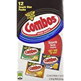 Combos Snack Size Variety Box - 1.02 oz - 12 ct