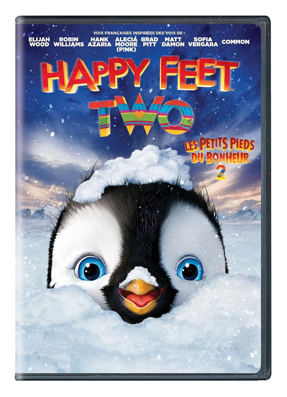 happy feet dvd 2006 amazoncouk elijah wood robin