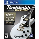 Rocksmith 2014 Edition Remastered - PlayStation 4 Standard Edition (Color: red)