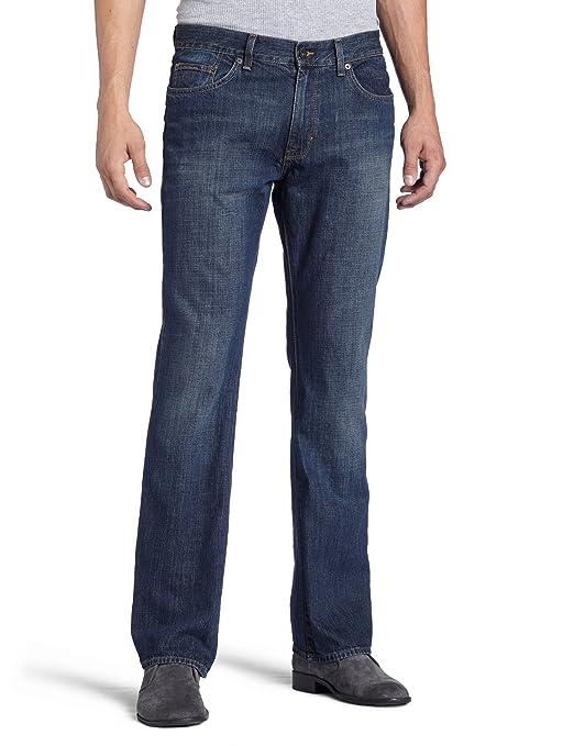 海淘CK牛仔裤:Calvin Klein 男士直筒牛仔裤