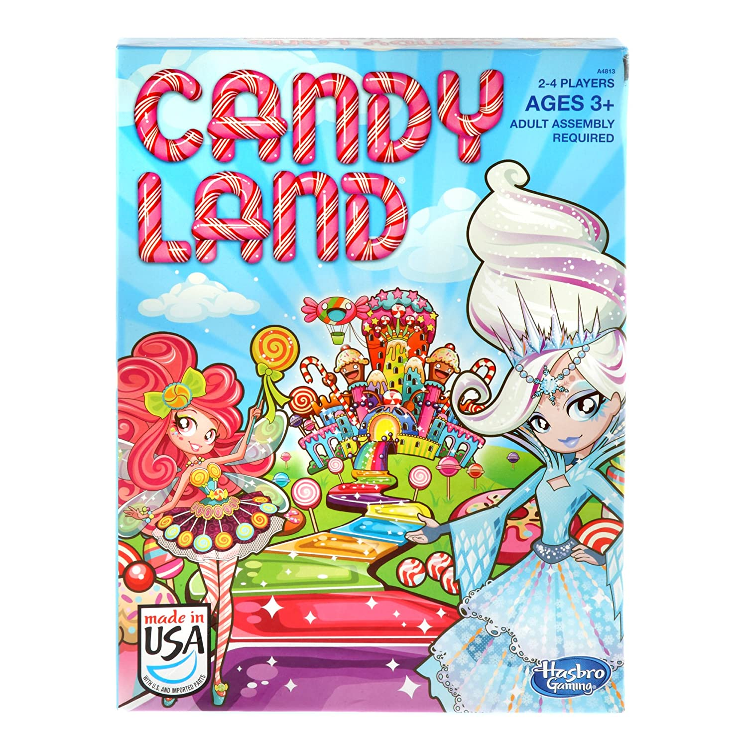 Candy Land: The Land of Sweet Adventures – PlayDate Digital