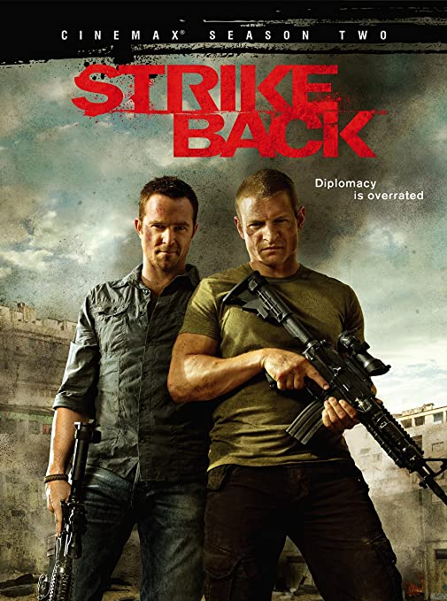 strike back, richard armitage