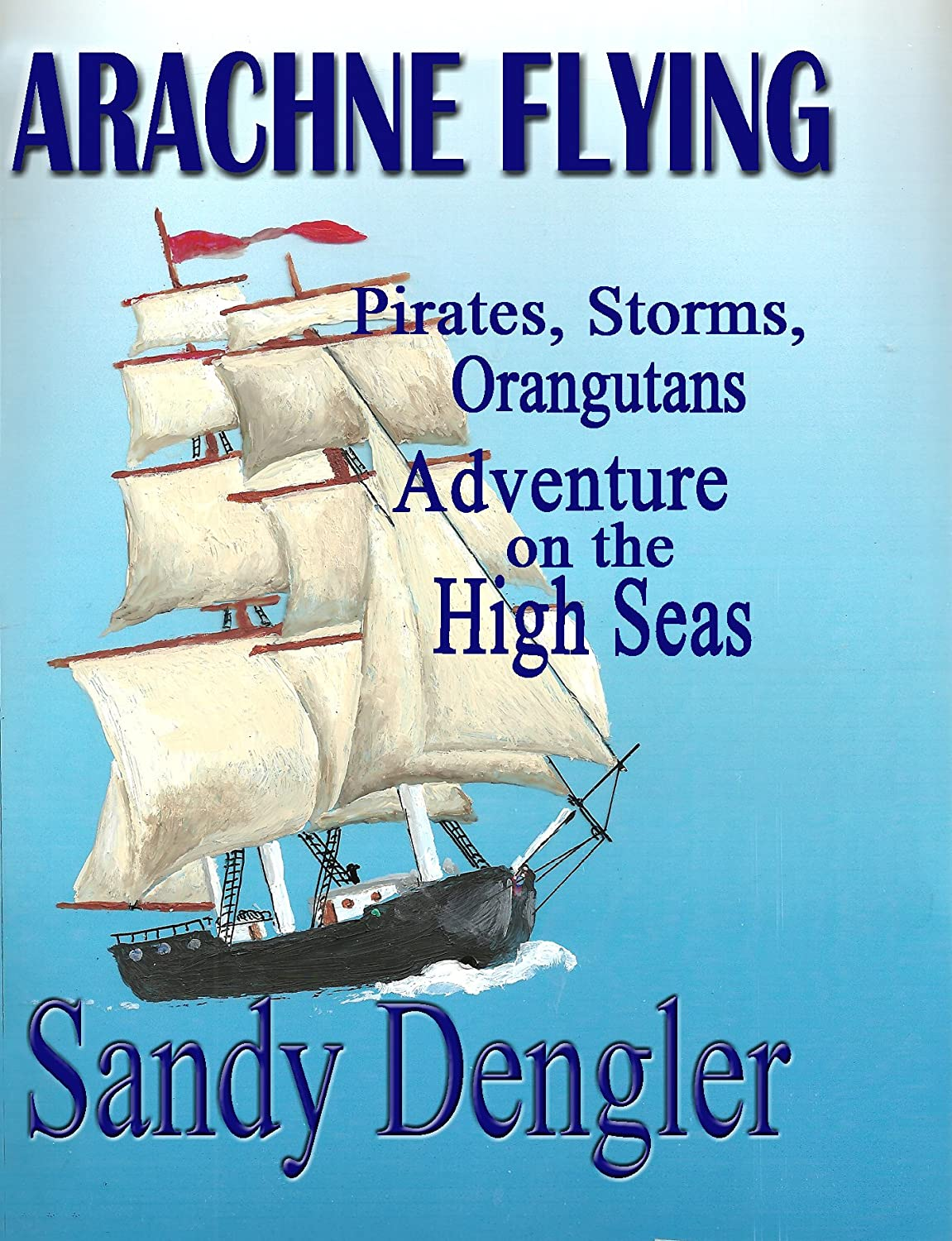 Cover of Arachne Flying