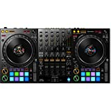 Pioneer DJ DDJ-1000 Professional DJ 4 channel controller - rekordbox (Color: Black)