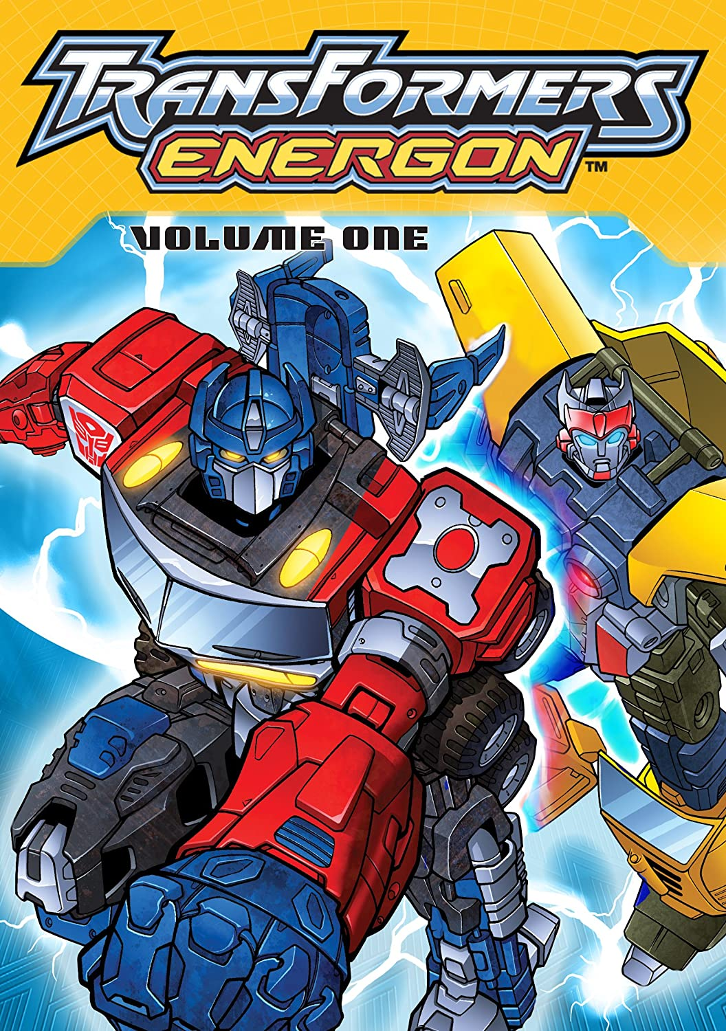 Transformers Energon Volume One