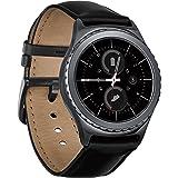Samsung Gear S2 Classic Smartwatch - Black - SM-R7320ZKAXAR (Certified Refurbished) (Color: Black Classic)