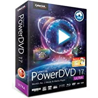 CyberLink PowerDVD 17 Ultra Audio & Video Software
