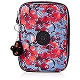 Kipling 100 Pens Case,  Festive Floral, One Size (Color: Festive Floral, Tamaño: One Size)