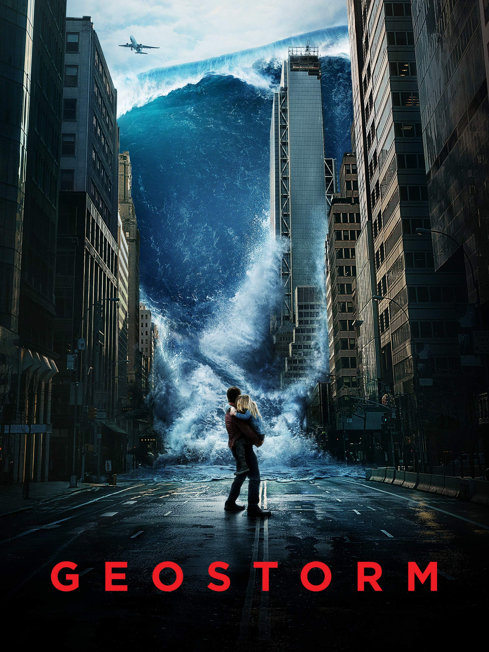 Geostorm on Amazon Prime Video UK