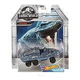 Hot Wheels Jurassic World Mosasaurus Vehicle