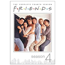 Friends: Season 4 (25th Anniversary - DVD)