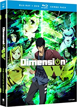 Dimension W: Season One on Blu-ray/DVD