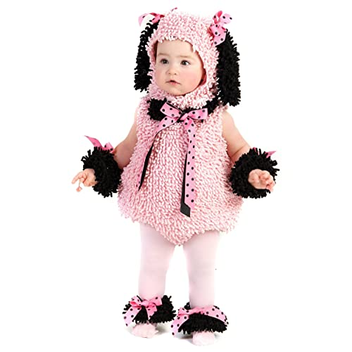 Pink Poodle Infant/Toddler Halloween Costume
