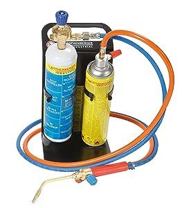 Rothenberger Industrial 35740 Roxy Kit Plus  Autogenschweiß und Hartlötgerät  inkl. Gas und Sauerstoffbehälter  BaumarktBewertungen und Beschreibung