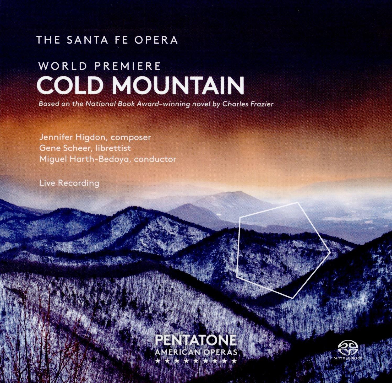 Jennifer Higdon: Cold Mountain book cover