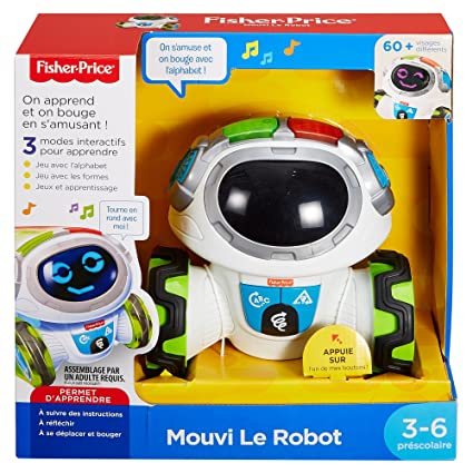 Fisher Price - Mouvi le Robot