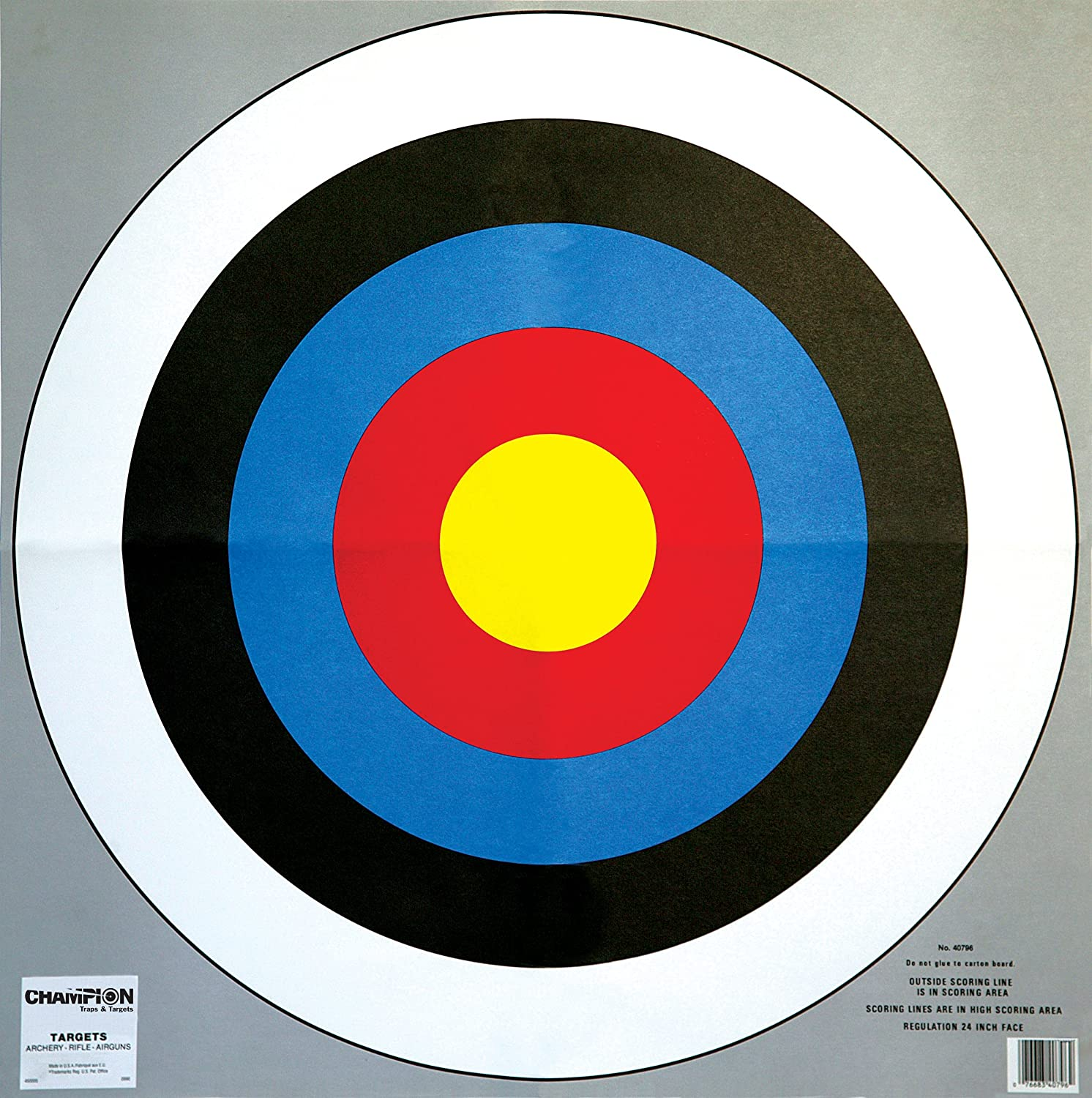 Archery Targets To Print Out