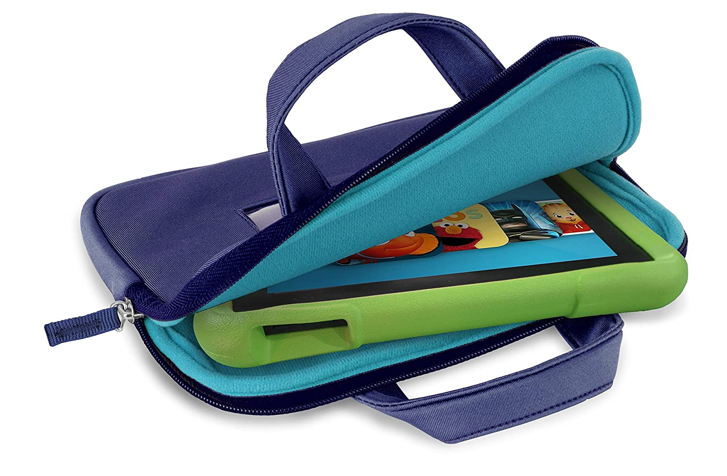 Verso Universal Tablet Sleeve - Navy/Blue