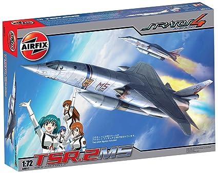Airfix - AI08012 - Maquette - Stratos 4V2 - Nouveau Moule