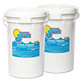 In The Swim 3 Inch Pool Chlorine Tablets 100 lbs.