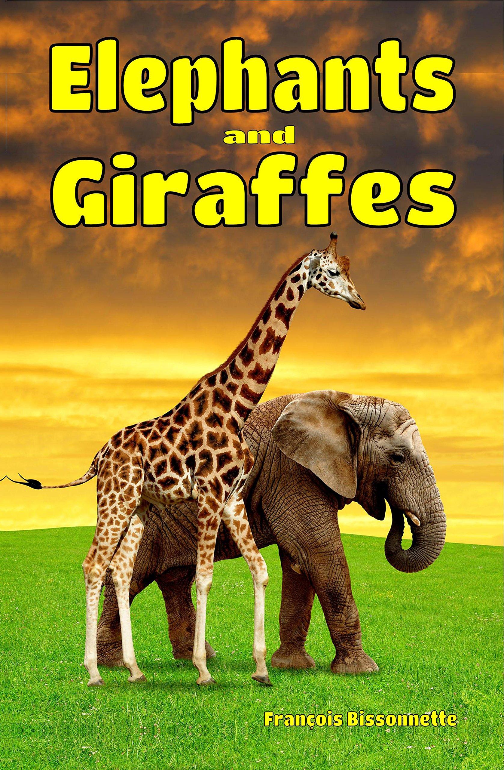 reviews children s books elephants and giraffes facts