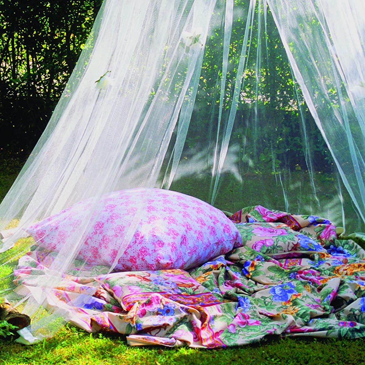 Boho Amp Beach Luxury Mosquito Net Bed Canopy 3 Bonus