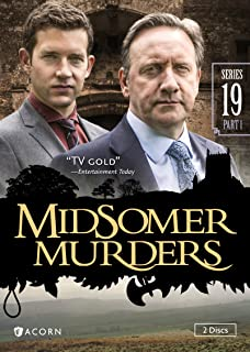 Book Cover: Midsomer Murders: Series 19, Part 1