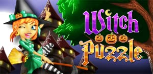 Witch Puzzle by Upbeat Games: Cool Fun and Addicting Games to Play