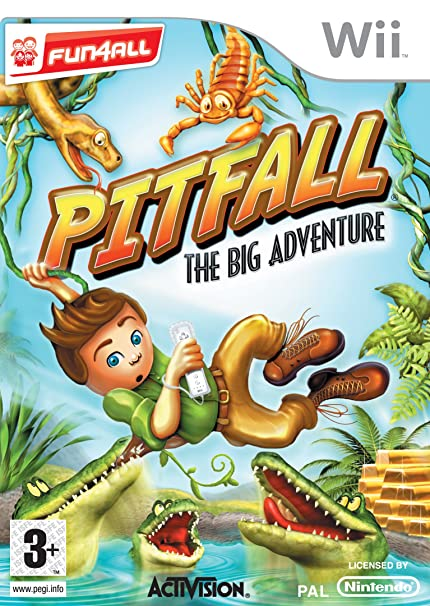 Pitfall The Big Adventure