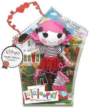 Amazon - Lalaloopsy Doll Charlotte Charades - $8.98