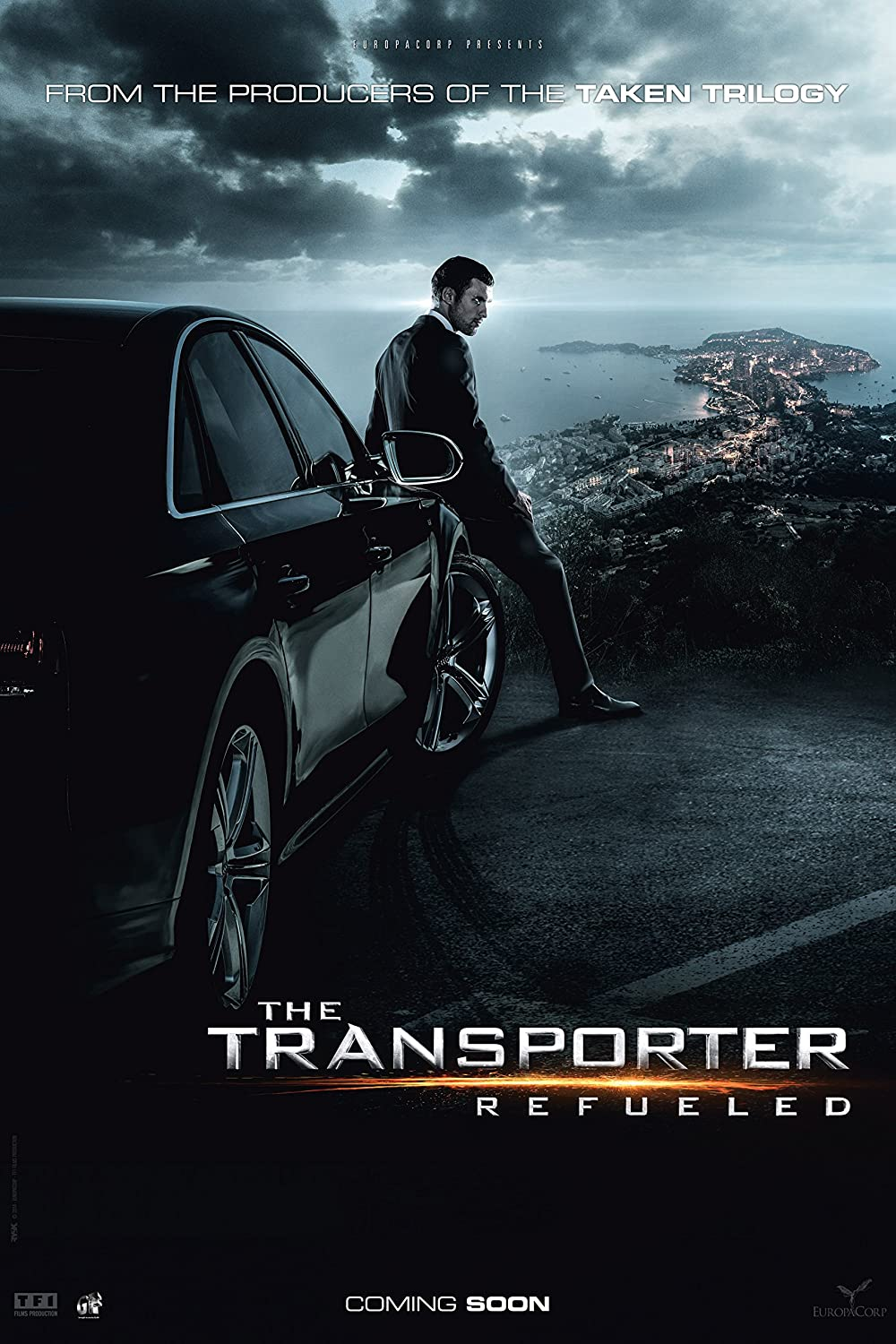 The Transporter: Refuelled
