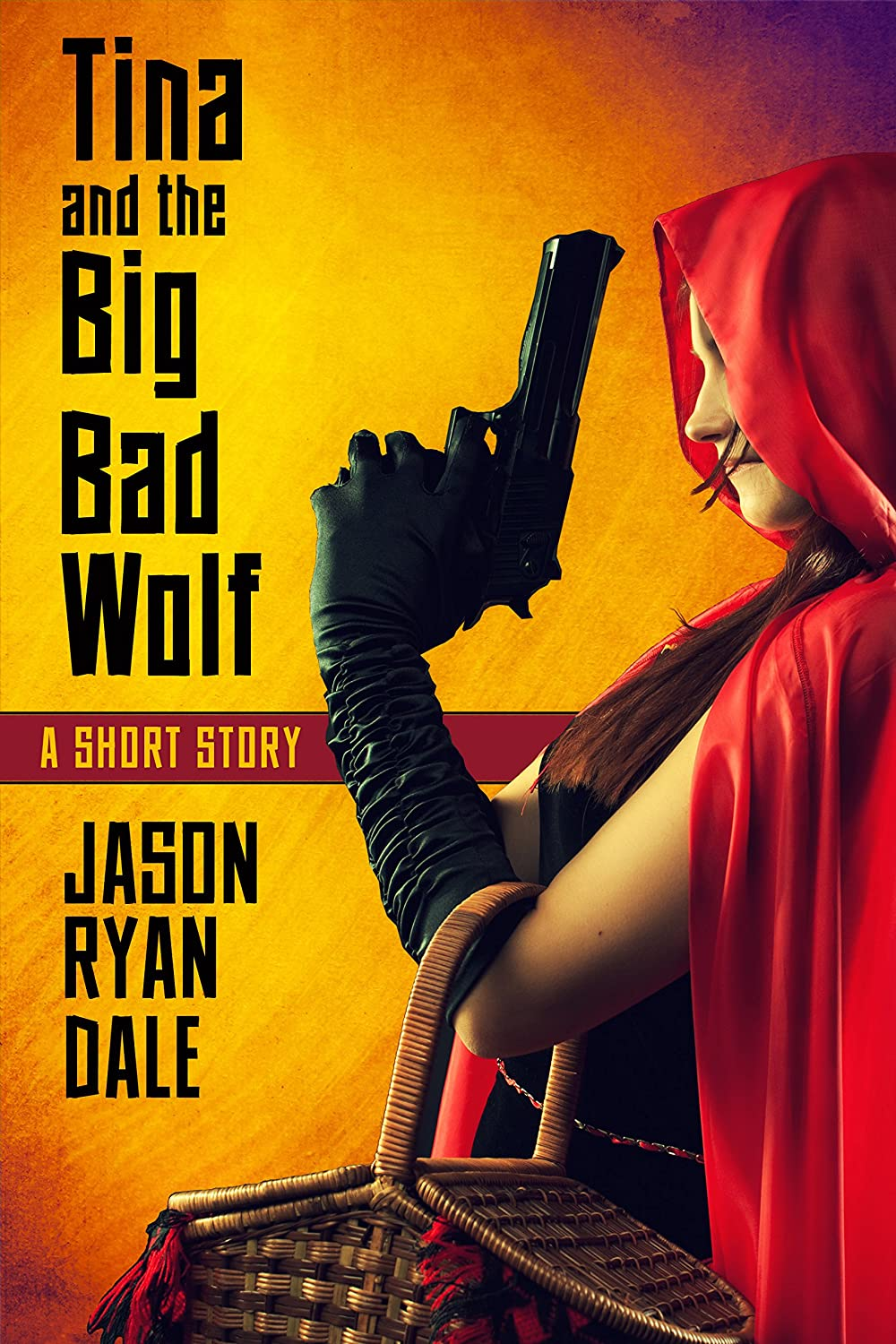 Tina and the Big Bad Wolf - A Short Story by Jason Ryan Dale