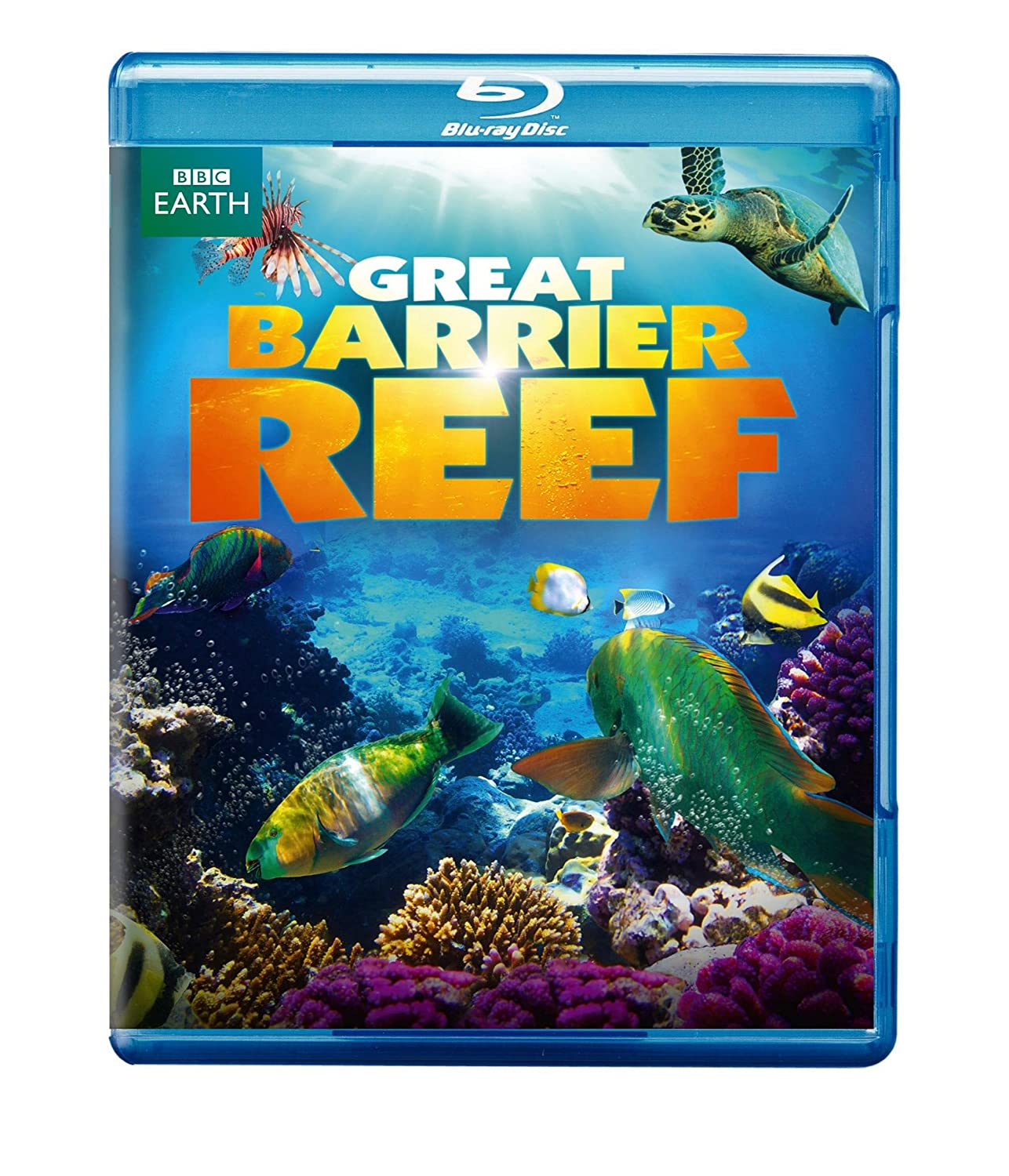 Amazon: The Great Barrier Reef Blu-ray Only $14.15 (Reg