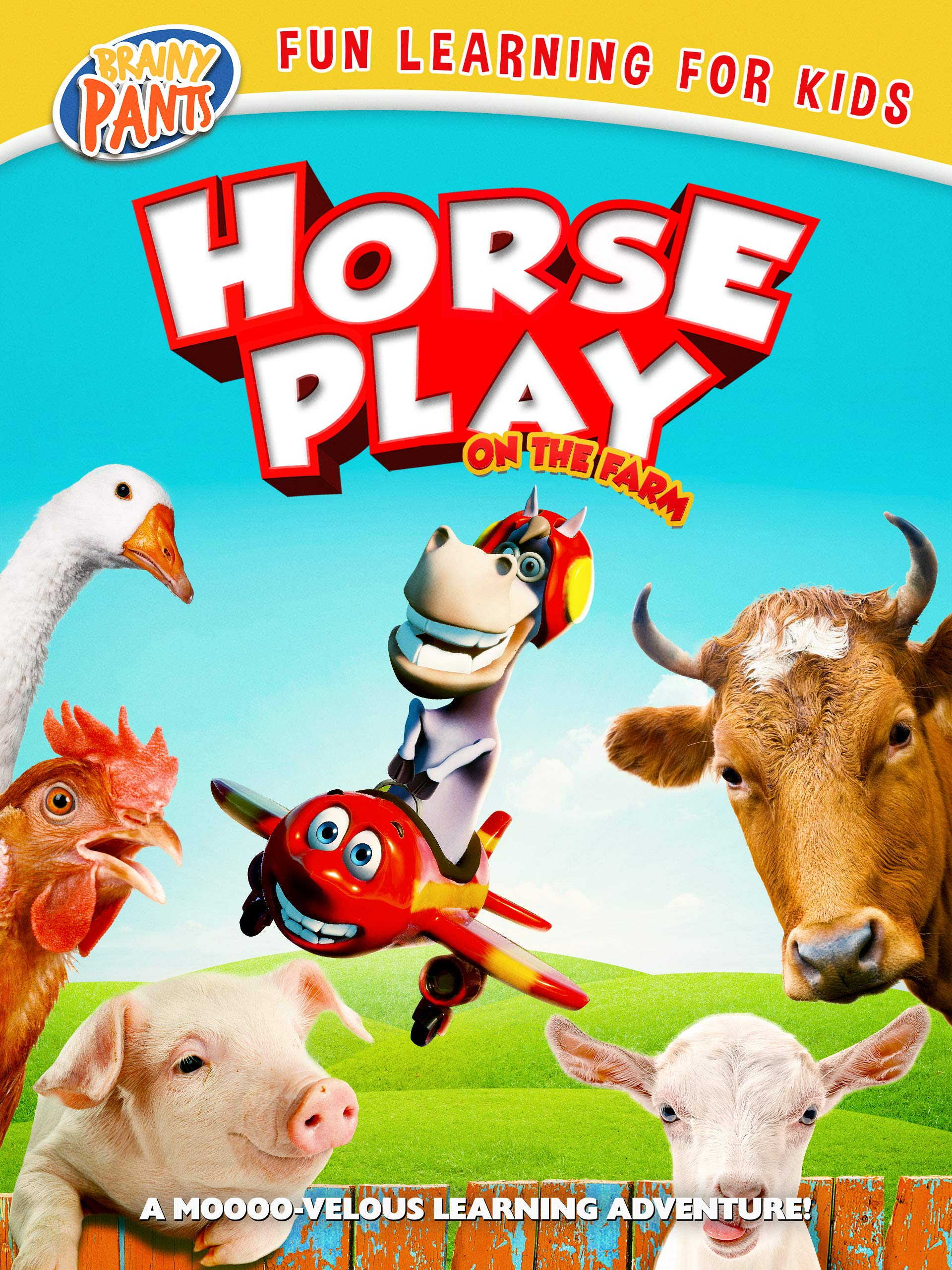 Horseplay: On the Farm